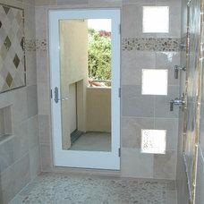 Contemporary Bathroom by Craycroft Design