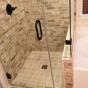 Master Shower Project 201480