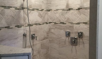 Master shower renovations
