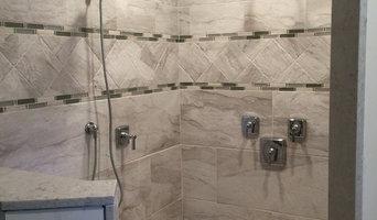 Master shower renovations