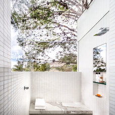 Contemporary Bathroom by studio bracket