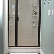 Craftsman Bathroom by Susan Rudd Designs