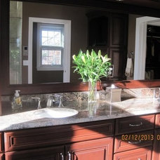 Traditional Bathroom by Pruitt construction