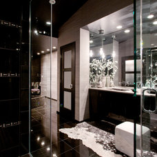 Contemporary Bathroom by Lifespan Construction