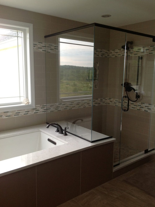 Kohler underscore tub houzz for Bathroom design manchester