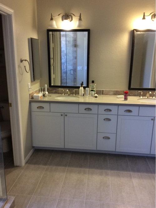 Industrial bathroom design ideas renovations photos for Bathroom remodel 85382
