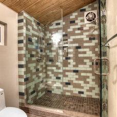 Traditional Bathroom by Powell Custom Homes & Renovations