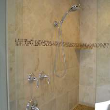 Traditional Bathroom by D.E. Jacobs Associates, Inc.