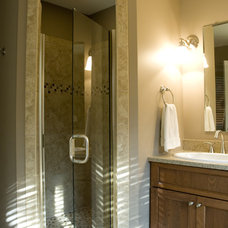 Traditional Bathroom by Samantha Grose, Designer
