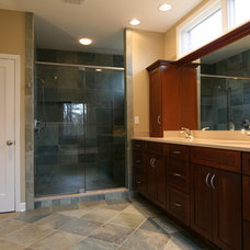Contemporary Bathroom by place architecture:design