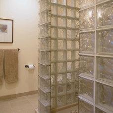 Contemporary Bathroom by Podesta Construction