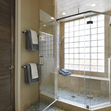 Contemporary Bathroom by GreenTex Builders LLC