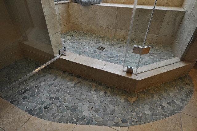 Contemporary Bathroom by GreenTex Builders LLC