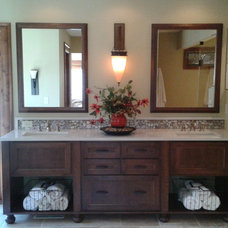 Traditional Bathroom by The Design Studio