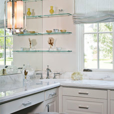 Modern Bathroom by Bankston May Associates