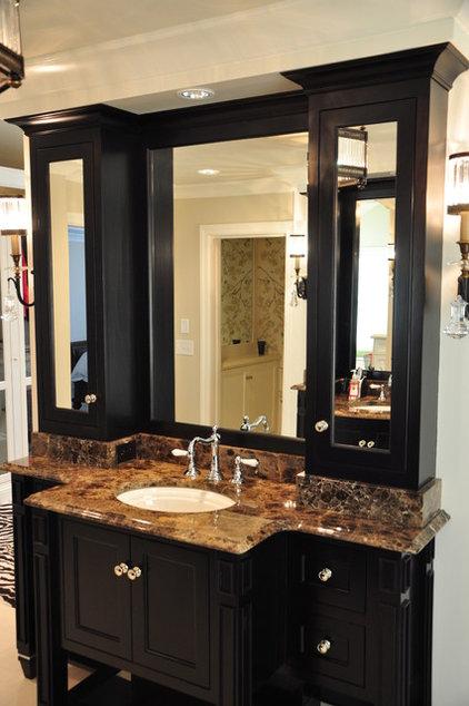 Contemporary Bathroom by Woodstone Renovation LLC