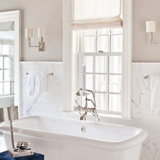 Traditional Bathroom by Alisberg Parker