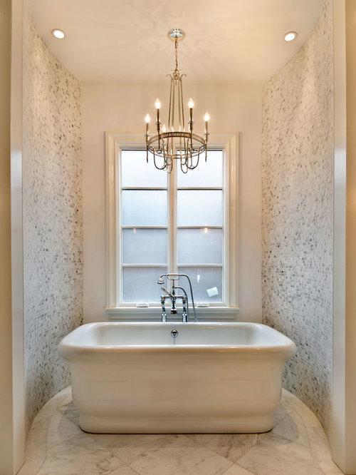 Bathtub Chandelier Home Design Ideas Pictures Remodel