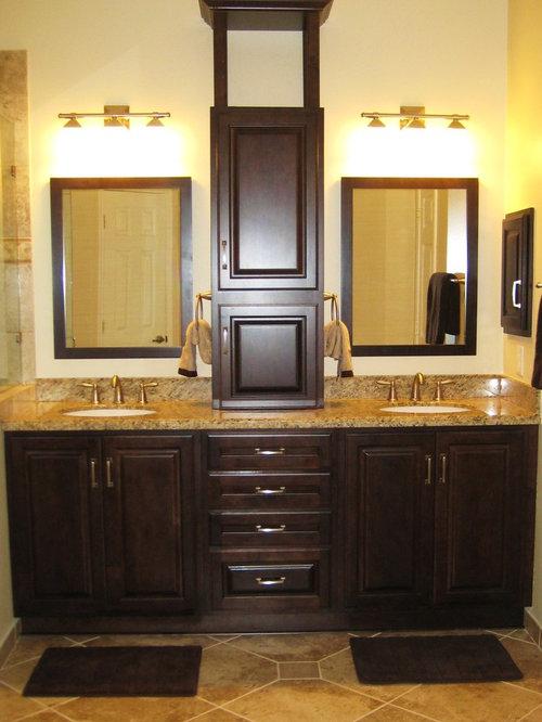 Custom Vanity Mirror Ideas, Pictures, Remodel and Decor