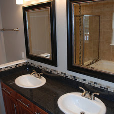 Contemporary Bathroom by Vaile Construction