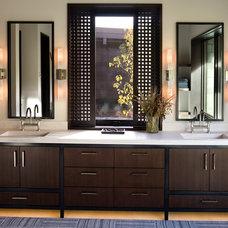 Contemporary Bathroom by Rocky Mountain Hardware