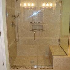 Traditional Bathroom by Wynn's Services LLC