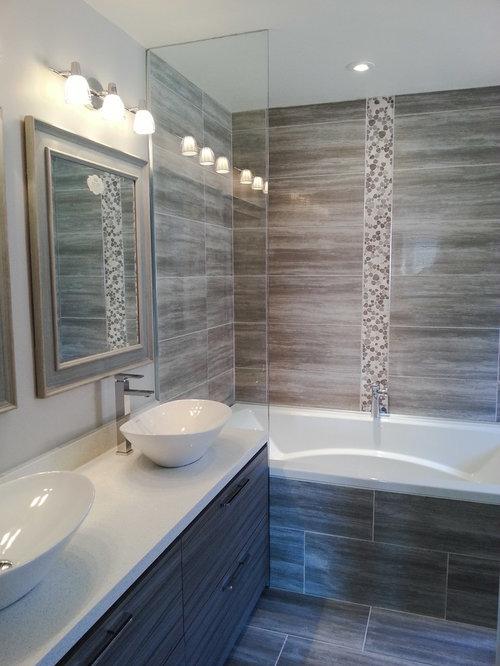 Medium Sized Bathroom Design Ideas, Renovations & Photos