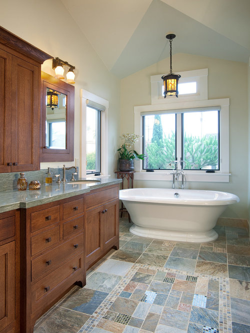 Craftsman Bathroom Design Ideas Remodels Amp Photos