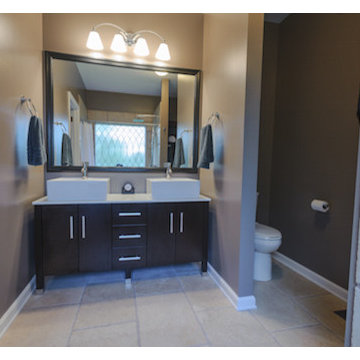 Matchless Marvel in the Master Bath
