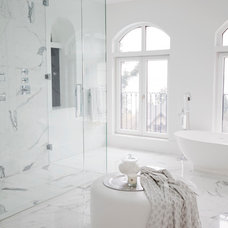 Contemporary Bathroom by The Cross Interior Design