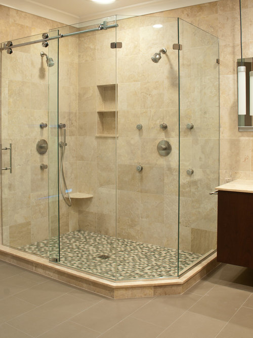 Deluxe Shower Ideas Pictures Remodel And Decor