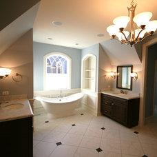 Bathroom by Matthies Builders