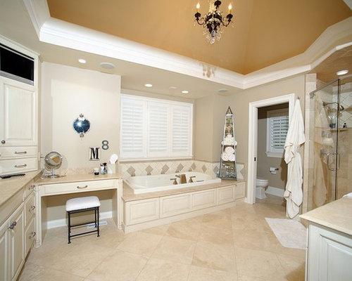 High Ceiling Bathroom Houzz