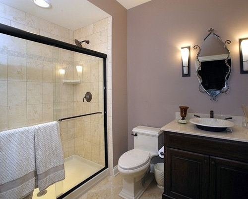 Framed Shower Doors Home Design Ideas, Pictures, Remodel and Decor