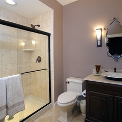 traditional bathroom by Matthies Builders