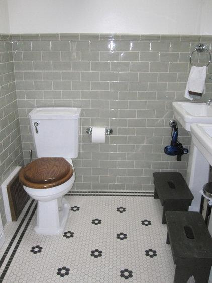 Traditional Bathroom Mattson Upstairs Bath 2