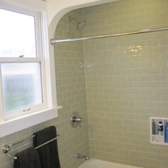 traditional bathroom Mattson Upstairs Bath 3