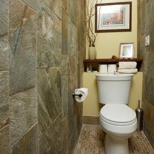 Idéer för att renovera ett tropiskt badrum