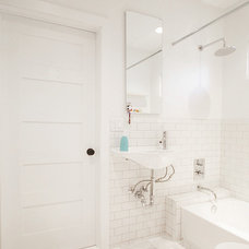 Contemporary Bathroom by Kaleidoscope Design Build, LLC