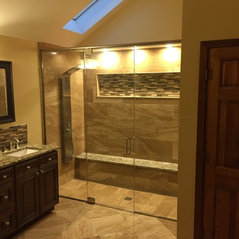 May 2015 Naperville Full Bathroom Project