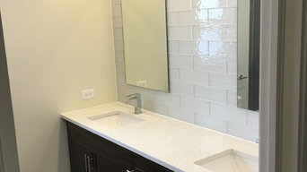 May 2015 - Streamwood Full bathroom Project