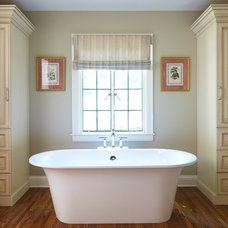 Traditional Bathroom by Monarch Renovations