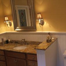 Bathroom by HP Builders, Inc