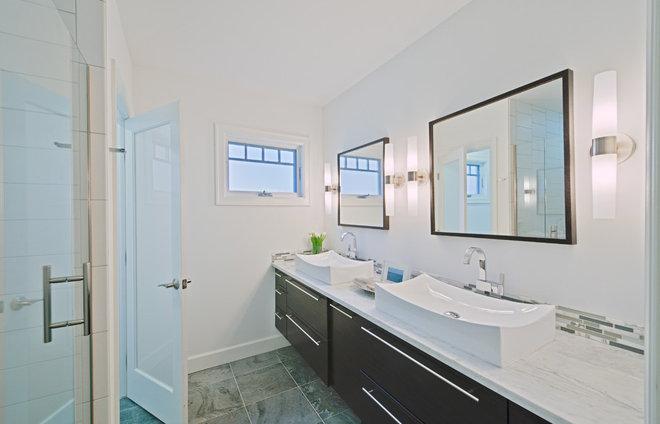 Contemporary Bathroom by Studio Z Architecture