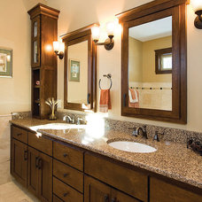 Traditional Bathroom by Murphy Bros. Designers & Remodelers