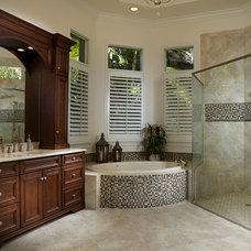 Traditional Bathroom by Wyman Stokes Builder LLC