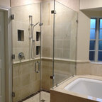 Shower Door Sliding Mechanism