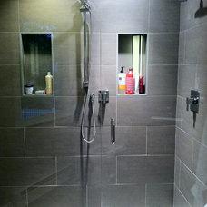 Contemporary Bathroom by GreenBridge Architects
