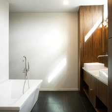 Modern Bathroom by Imbue Design