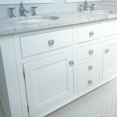 Traditional Bathroom by Theresa Franklin, ASID